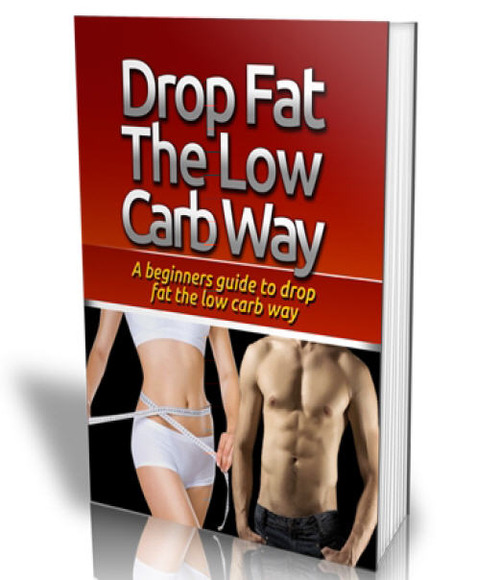 Pay for Drop Fat The Low Carb Way - PDF eBook