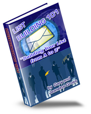 Pay for List  Building 101 + Extras