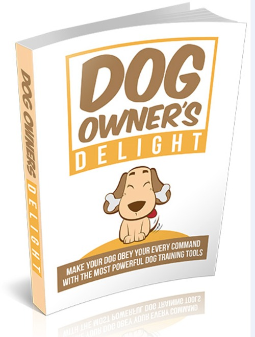 Pay for Dog Owners Delight