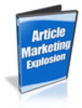 Thumbnail Article Marketing Explosion