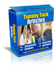 Thumbnail Tummy Tuck PLR Articles Pack - Very High Quality!
