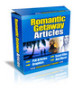 Thumbnail Romantic Getaway PLR Articles Pack - Very High Quality!