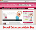 Thumbnail Breast Enhancement Niche Blog