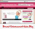 Thumbnail Breast Enhancement Niche Blog