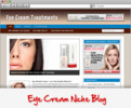 Thumbnail Eye Cream Niche Blog