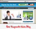 Thumbnail Hair Regrowth Niche Blog