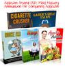 Thumbnail Addiction Arsenal PLR - 5 Smoking Hot PLR Packages!!