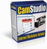 Thumbnail CamStudio IM - Camtasia Alternative (MRR)