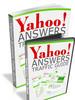 Thumbnail Yahoo! Answers Traffic Guide