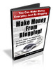 Thumbnail Make Money Blogging