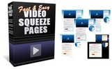 Thumbnail FAST And EASY Video Squeeze Pages