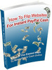 Thumbnail How to Flip Websites for Instant PayPal Cash