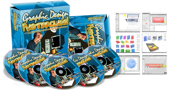 Pay for Graphic Design Masterclass - *Become a Graphics Expert!*