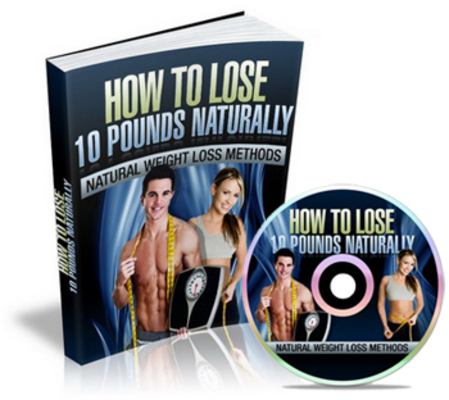 Pay for How to Lose 10 Pounds Naturally