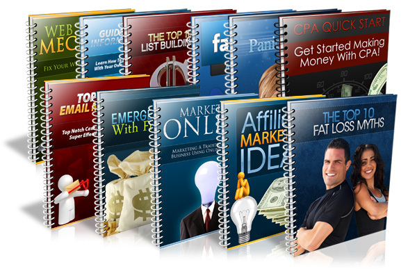 Pay for Ready Made Profits 1 - ListBuilding PLR Collection