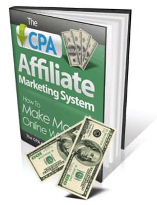 Pay for CPA Affiliate Marketing System
