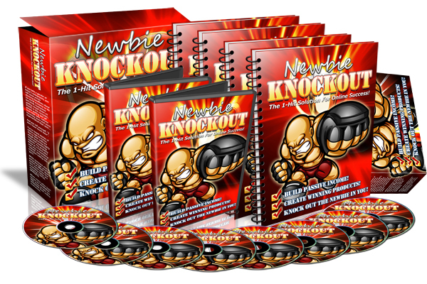 Pay for Newbie Knockout Videos - Say Goodbye! To The Newbie in You!