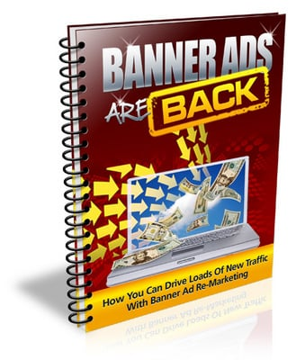 Pay for Banner Ads Are Back