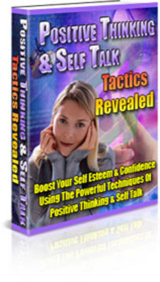 Pay for Positive Self Talk Tactics Revealed - PLR