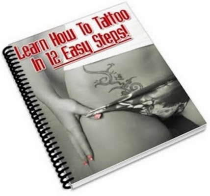 Pay for Learn How to Tattoo in 12 Easy Steps - Resell Rights