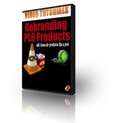 Pay for Rebranding PLR Products Video Tutorials