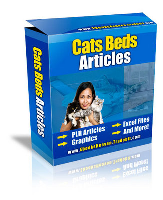 Pay for Cats Beds PLR Articles Pack - Very High Quality!