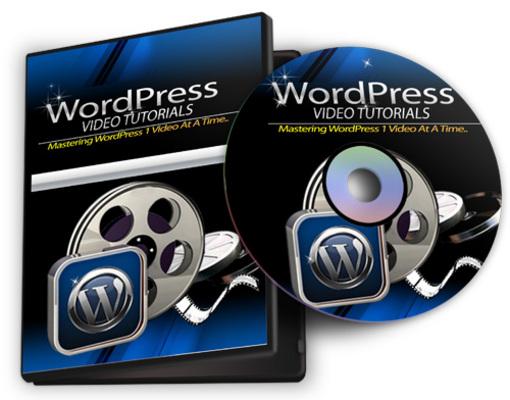 Pay for WordPress Video Tutorials