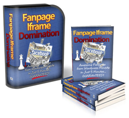 Pay for Facebook iFrame Domination - The Easiest Way To Suck Traffic