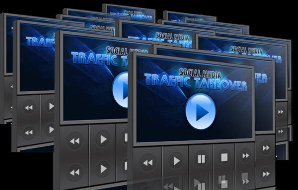 Pay for Social Media Traffic Takeover Video Tutorials - MRR