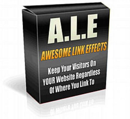 Pay for Awesome Link Effects - MRR