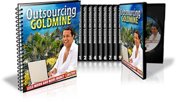 Pay for Outsourcing Goldmine Video Tutorials - RR