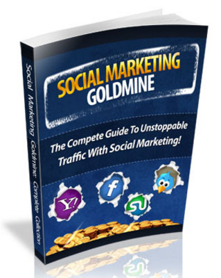 Pay for Social Marketing Goldmine