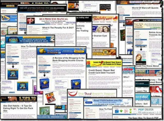 Pay for 47 Cash Making Clickbank Sites