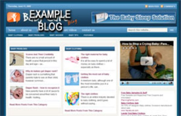 Pay for 3 Niche Blogs (Asthma, Online Traffic, Recycling)