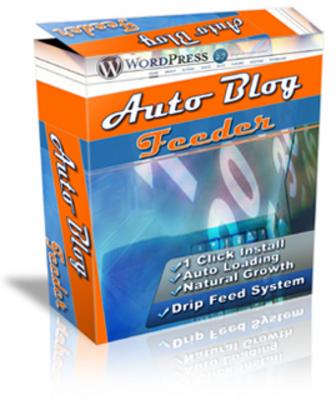 Pay for Auto Blog Feeder