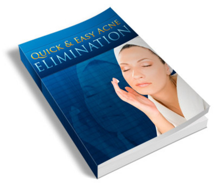 Pay for Quick And Easy Acne Elimination
