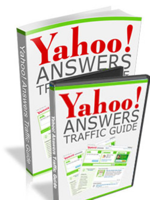 Pay for Yahoo! Answers Traffic Guide