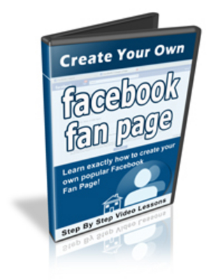 Pay for Create Facebook Fan Page