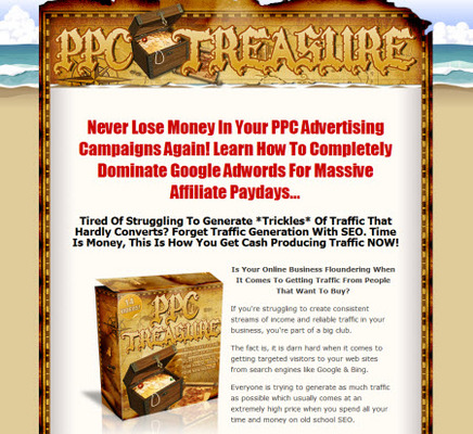 Pay for PPC Treasure