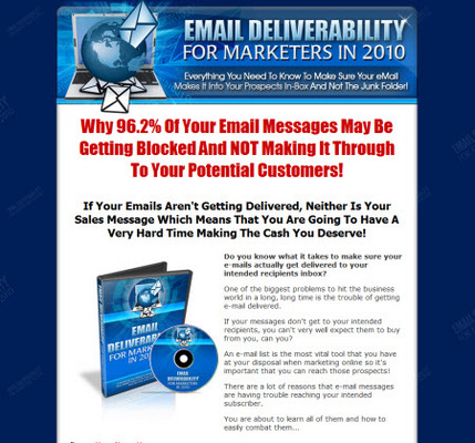 Pay for Email Deliverability For Marketers