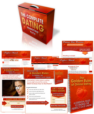 Pay for The Complete Dating Marketing Pack