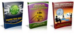Thumbnail ***3 PLR eBooks Pack 4***