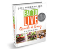 Thumbnail  Eat to Live by Joel Fuhrman, Brand NEW