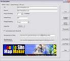 Thumbnail Site Map Maker Software Program