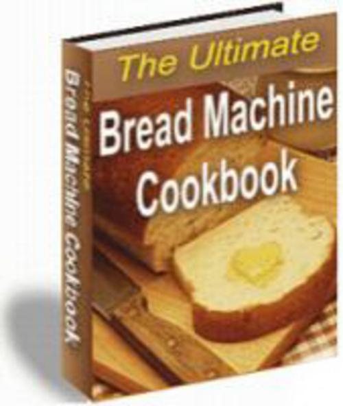 bread machine book