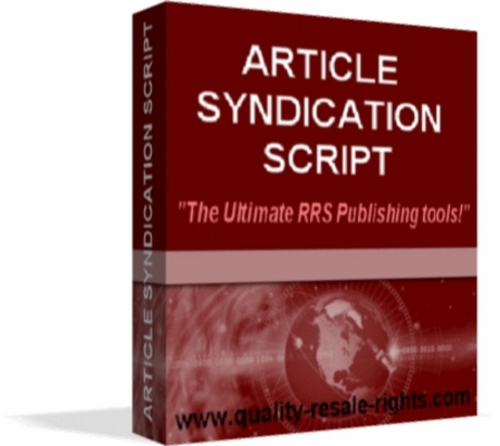 article syndication script download internetnetwork