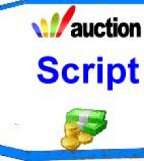 Pay for Auction Website Script  Clone PHP