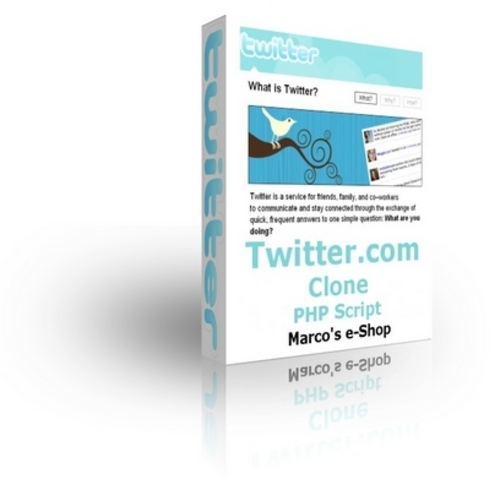 Pay for Twitter.com  PHP Script