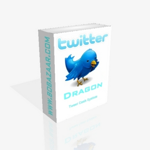 Pay for Twitter Dragon - Tweet Cash System