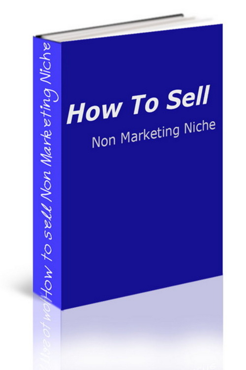 Pay for How To Sell Non-Marketing Niche Products